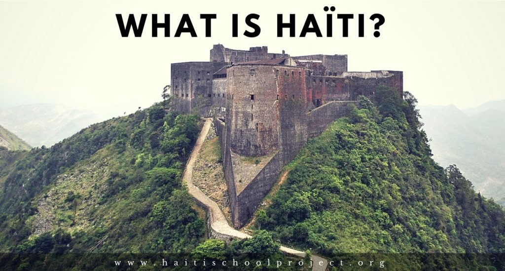 What is Haïti?