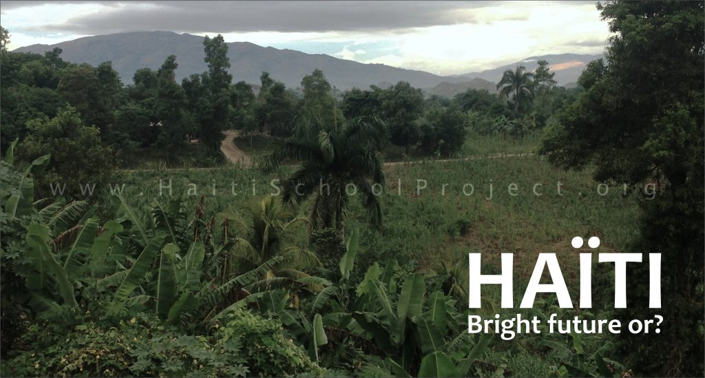 Haïti, bright future or?