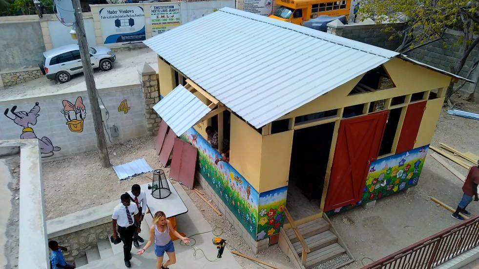 Haitian Roots, School, Haiti